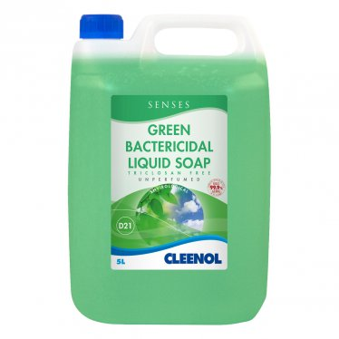 11875_green_bactericidal_liquid_soap_5l